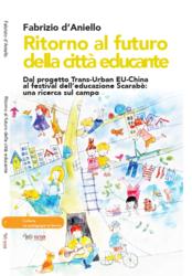 """Cover of the book """"Ritorno al futuro della città educante"""""""